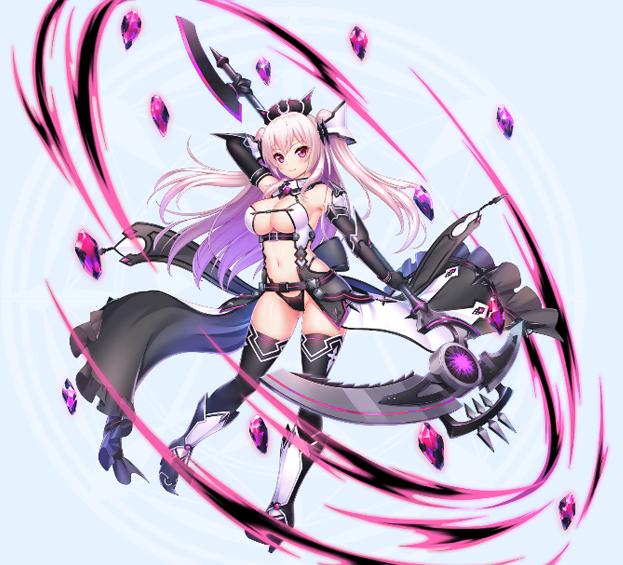 姫 最強 宝石 宝石姫キャラクター